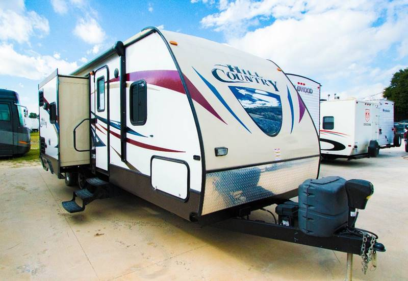 2015 crossroads hill country 26rb in burleson tx the for The motor coach outlet burleson tx