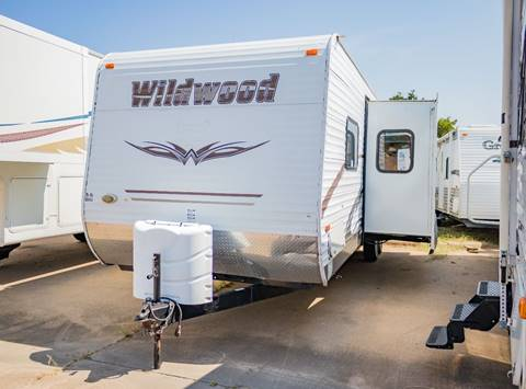 2012 Wildwood 312 QB for sale in Burleson, TX