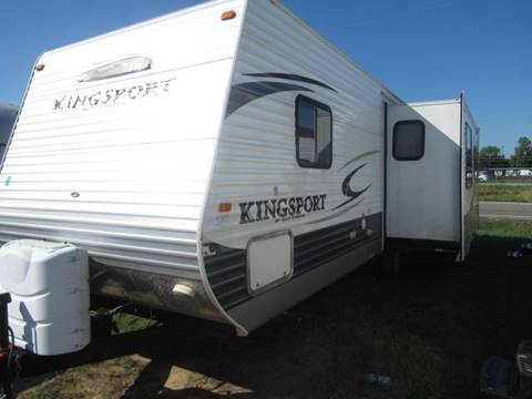 2013 Gulf Stream Kingsport 26rl In Burleson Tx The Motor