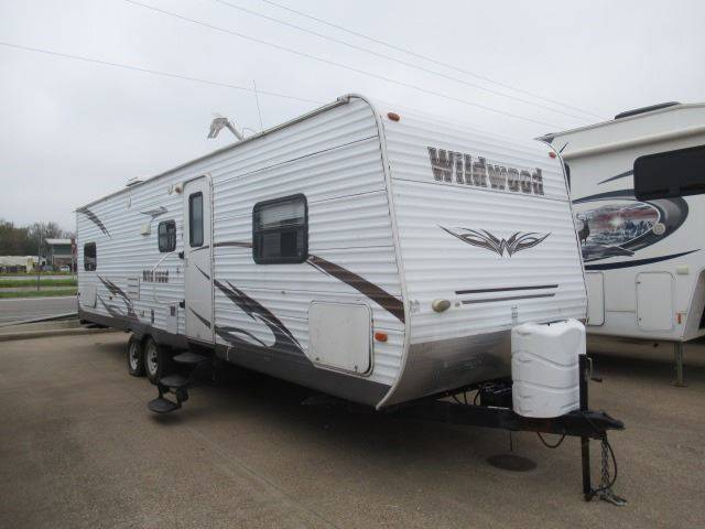 2012 Forest River Wildwood 31bhd In Burleson Tx The