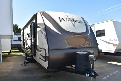 2018 Forest River Wildcat 282KQB