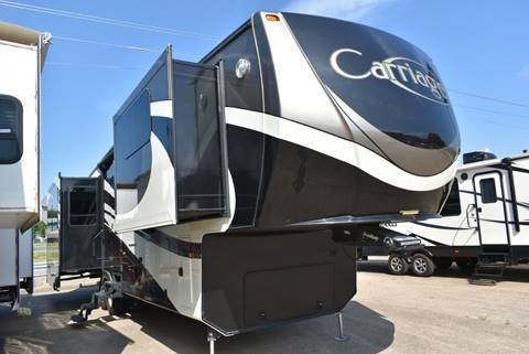 2015 Crossroads Carriage 40RE for sale in Burleson, TX