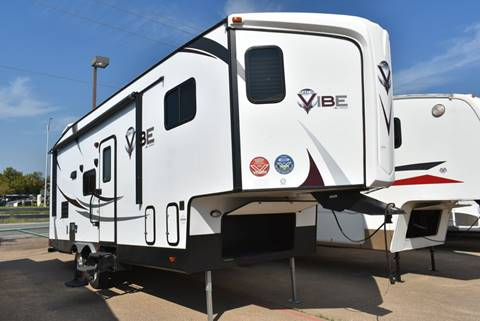 2016 Forest River Vibe 276RLB for sale in Burleson, TX