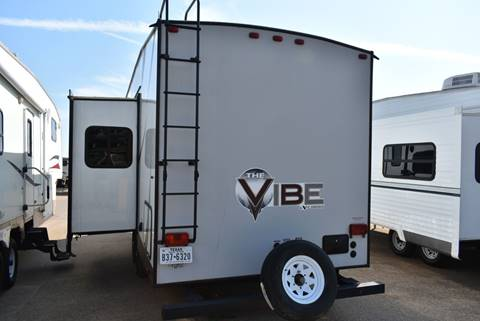 2014 Forest River Vibe 276RLB