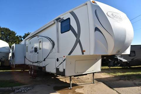 2010 Forest River Sandpiper 365SAQ for sale in Burleson, TX