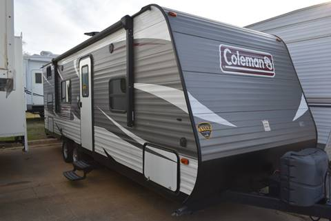 2018 Forest River Coleman 274BH