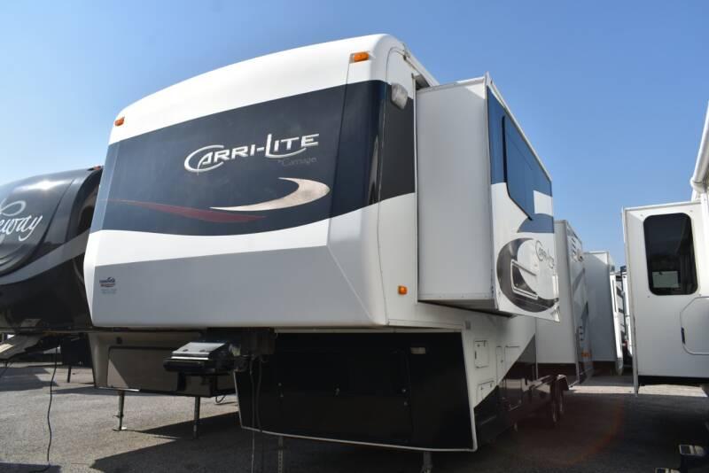 2008 Carriage Carri-Lite 36EXTREM5