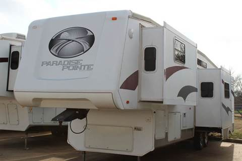 2007 Crossroads Paradise Point 35SL