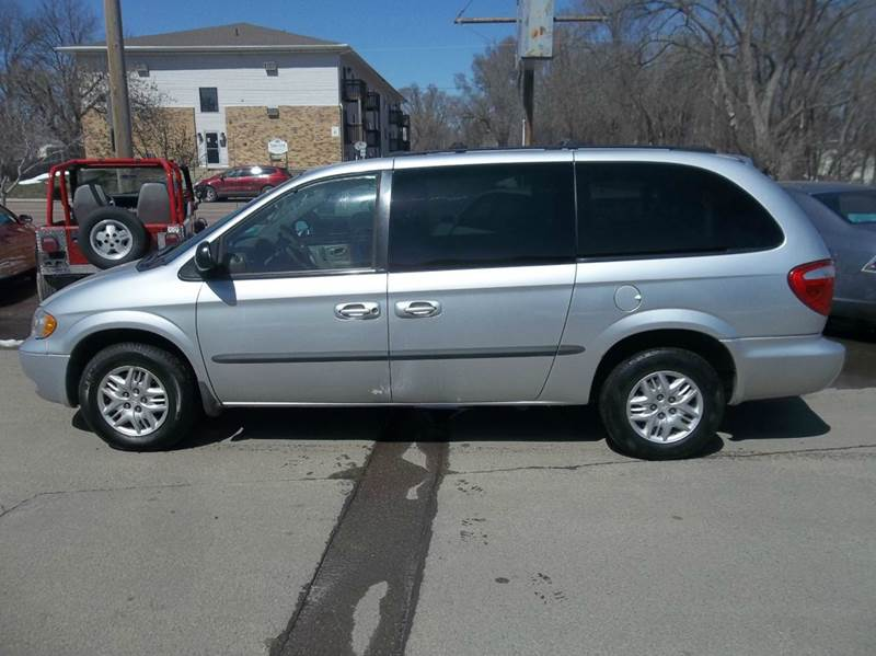 2002 Dodge Grand Caravan Sport 4dr Extended Mini Van   Sioux Falls SD