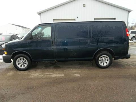 2009 Chevrolet Express Cargo for sale in Sioux Falls, SD