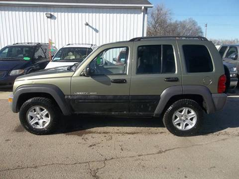 2003 Jeep Liberty for sale in Sioux Falls, SD