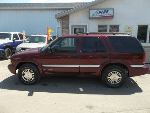 2001 GMC Jimmy for sale in Sioux Falls, SD