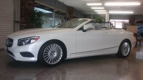 2017 Mercedes-Benz S-Class for sale at Bavarian motor Group LLC in Dothan AL