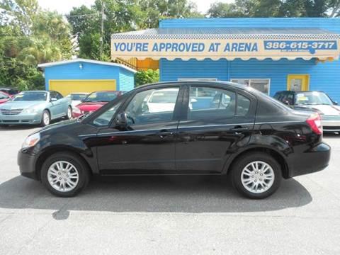2012 Suzuki SX4 for sale in Holly Hill, FL