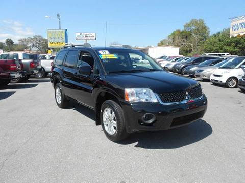 2011 Mitsubishi Endeavor for sale in Holly Hill, FL
