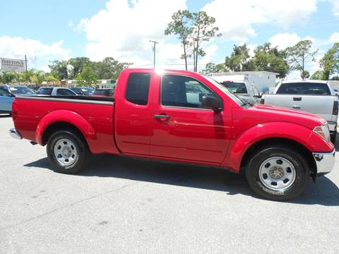 2007 Nissan Frontier for sale in Holly Hill, FL