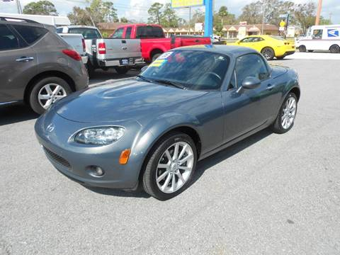 2008 Mazda MX-5 Miata for sale in Holly Hill, FL