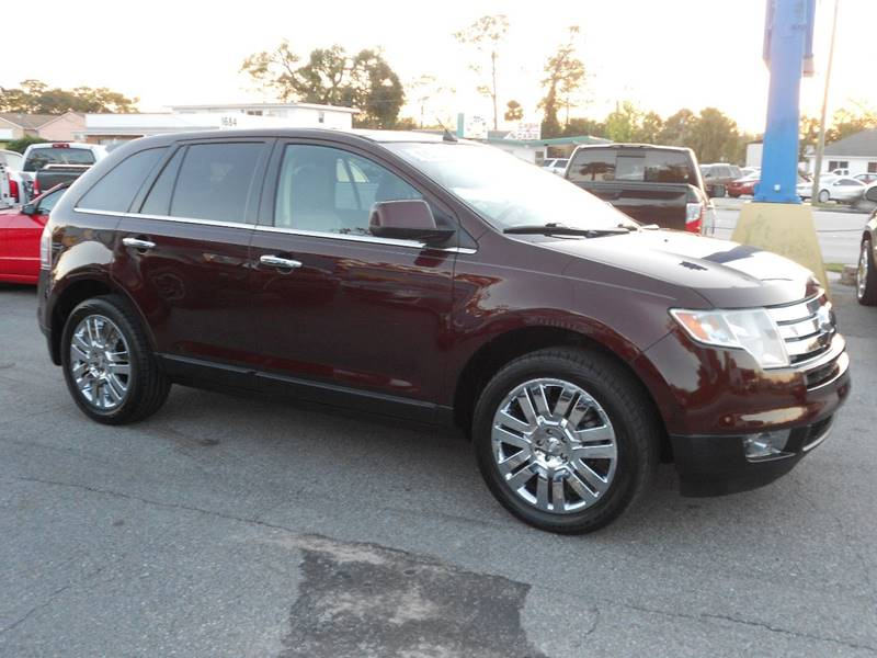 Ford Edge Limited Dr Crossover Holly Hill Fl