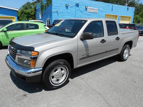2005 GMC Canyon for sale in Holly Hill, FL