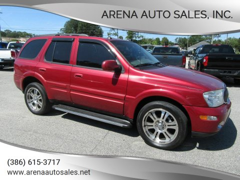 2004 Buick Rainier for sale at ARENA AUTO SALES,  INC. in Holly Hill FL