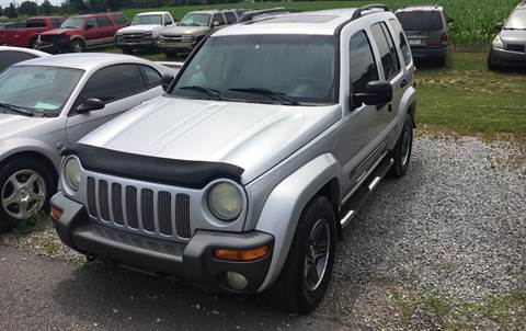 2004 Jeep Liberty for sale in Portland, TN