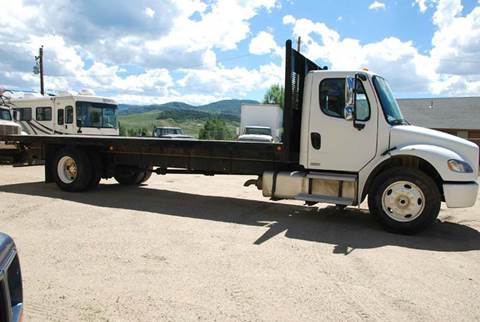 2005 Freightliner M2 106 for sale in Granby, CO