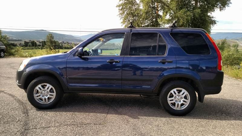 2003 Honda CR-V for sale at HIGH COUNTRY MOTORS in Granby CO