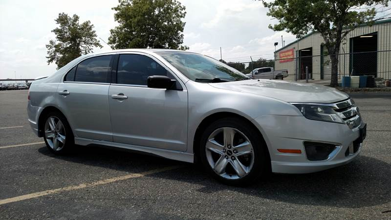 2010 Ford Fusion for sale at HIGH COUNTRY MOTORS in Granby CO