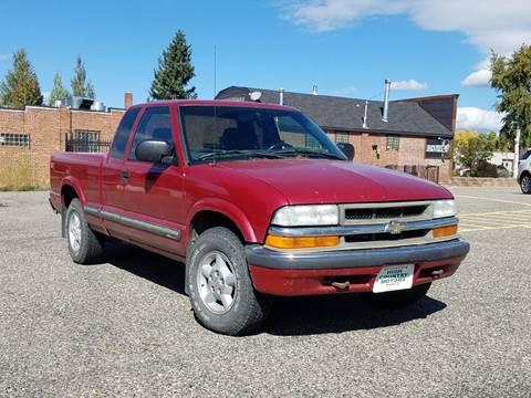 2003 Chevrolet S-10 for sale in Granby, CO