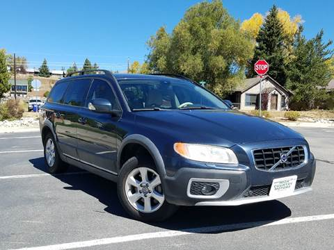 2008 Volvo XC70 for sale at HIGH COUNTRY MOTORS in Granby CO