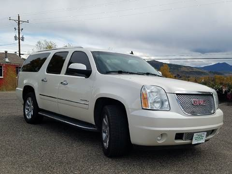 2013 GMC Yukon XL for sale at HIGH COUNTRY MOTORS in Granby CO