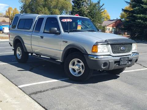 2002 Ford Ranger for sale in Granby, CO