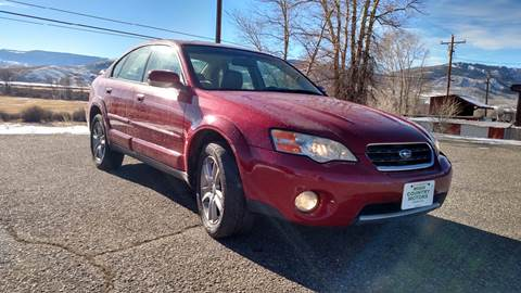2006 Subaru Outback for sale at HIGH COUNTRY MOTORS in Granby CO