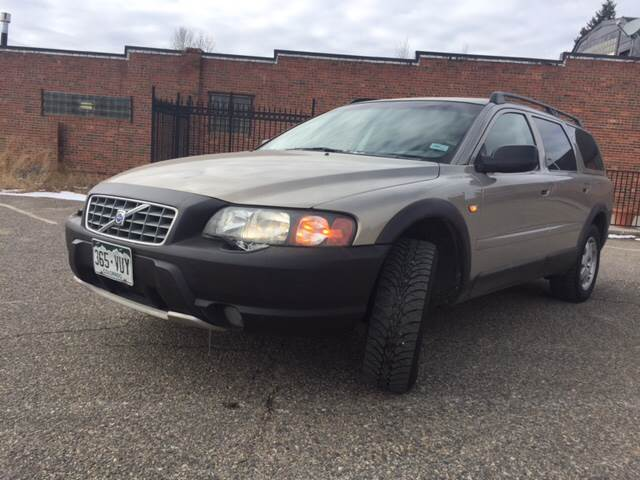 2004 Volvo XC70 for sale at HIGH COUNTRY MOTORS in Granby CO