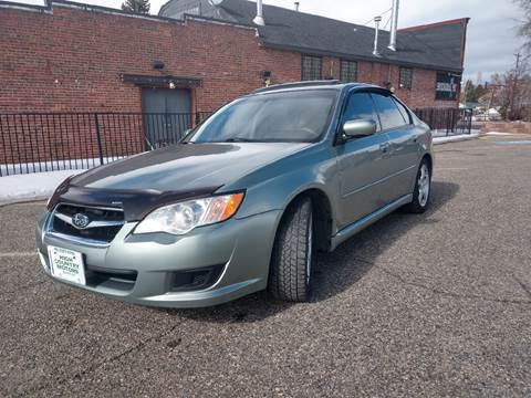 2009 Subaru Legacy for sale at HIGH COUNTRY MOTORS in Granby CO