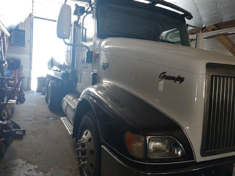 2006 International 9400i for sale at HIGH COUNTRY MOTORS in Granby CO