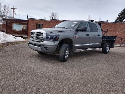 2008 Dodge Ram Pickup 2500 for sale at HIGH COUNTRY MOTORS in Granby CO