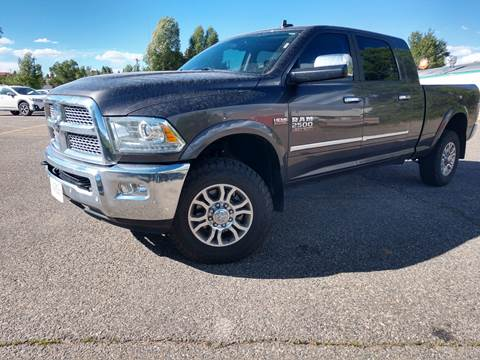 2016 RAM Ram Pickup 2500 for sale at HIGH COUNTRY MOTORS in Granby CO