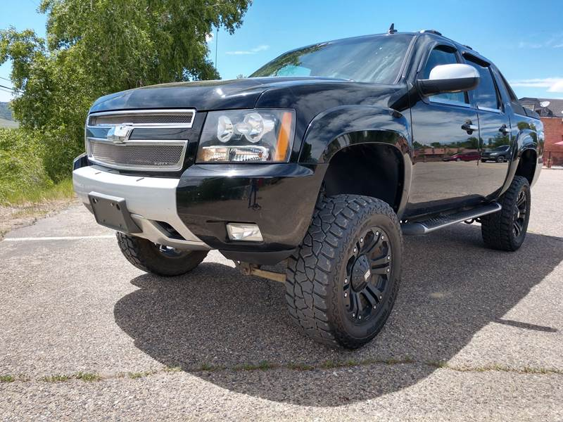 2007 Chevrolet Avalanche for sale at HIGH COUNTRY MOTORS in Granby CO