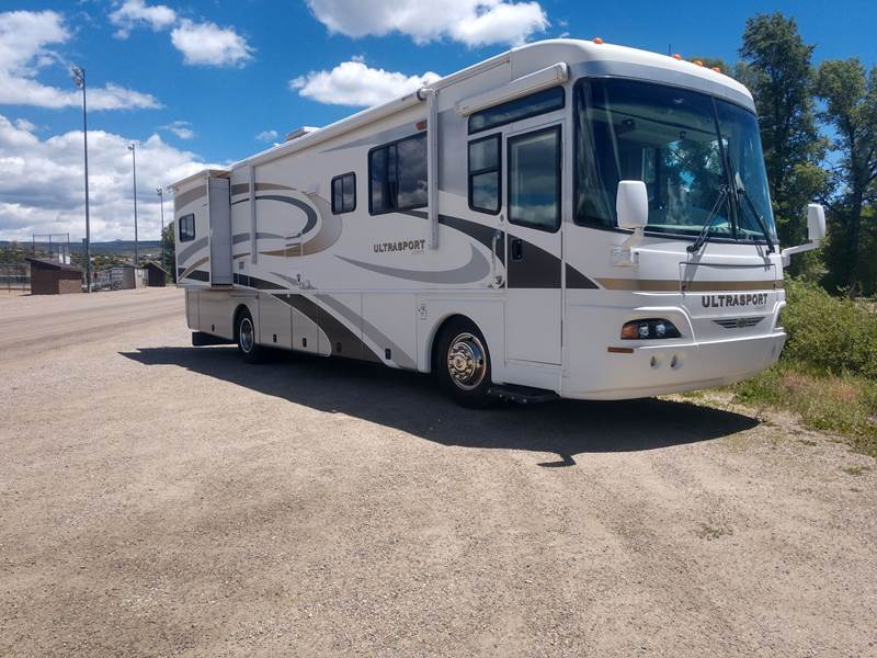 2005 Damion 3769LE Ultra Sport for sale at HIGH COUNTRY MOTORS in Granby CO