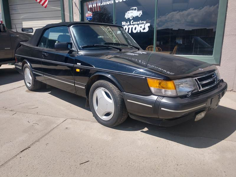 1992 Saab 900 for sale at HIGH COUNTRY MOTORS in Granby CO