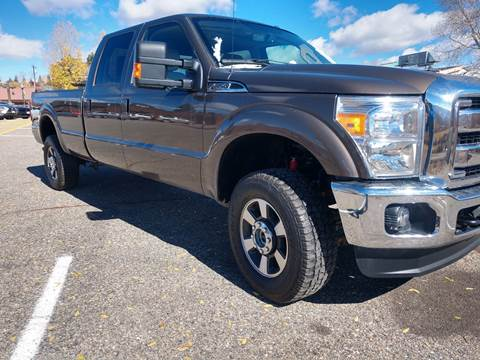 2015 Ford F-350 Super Duty for sale at HIGH COUNTRY MOTORS in Granby CO