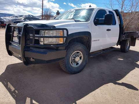 2009 Chevrolet Silverado 2500HD for sale at HIGH COUNTRY MOTORS in Granby CO