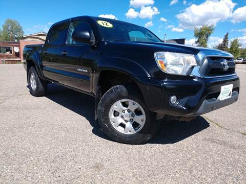 2012 Toyota Tacoma for sale at HIGH COUNTRY MOTORS in Granby CO