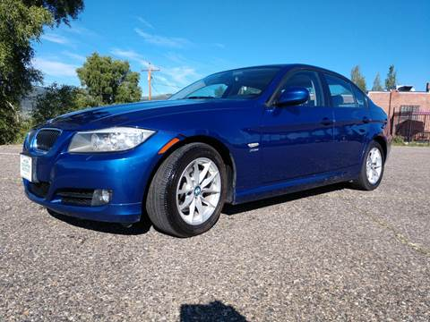 2010 BMW 3 Series for sale at HIGH COUNTRY MOTORS in Granby CO