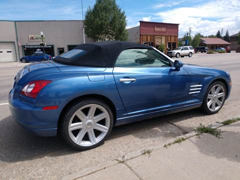 2008 Chrysler Crossfire for sale in Granby, CO