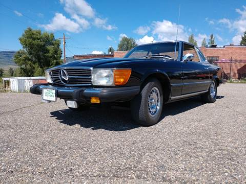 1974 Mercedes-Benz 450 SL for sale in Granby, CO