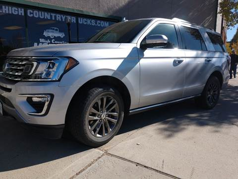 2019 Ford Expedition for sale at HIGH COUNTRY MOTORS in Granby CO