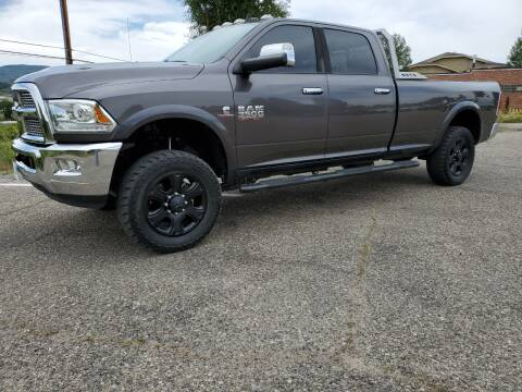 2015 RAM Ram Pickup 3500 for sale at HIGH COUNTRY MOTORS in Granby CO
