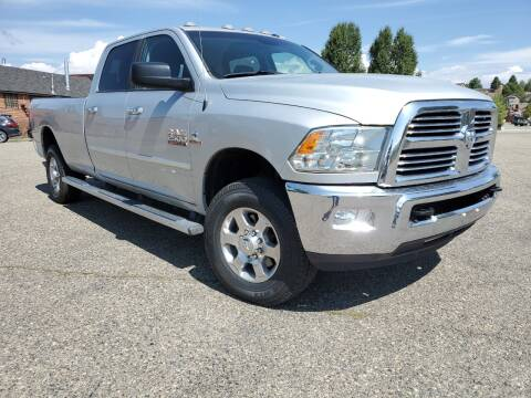 2018 RAM Ram Pickup 2500 for sale at HIGH COUNTRY MOTORS in Granby CO